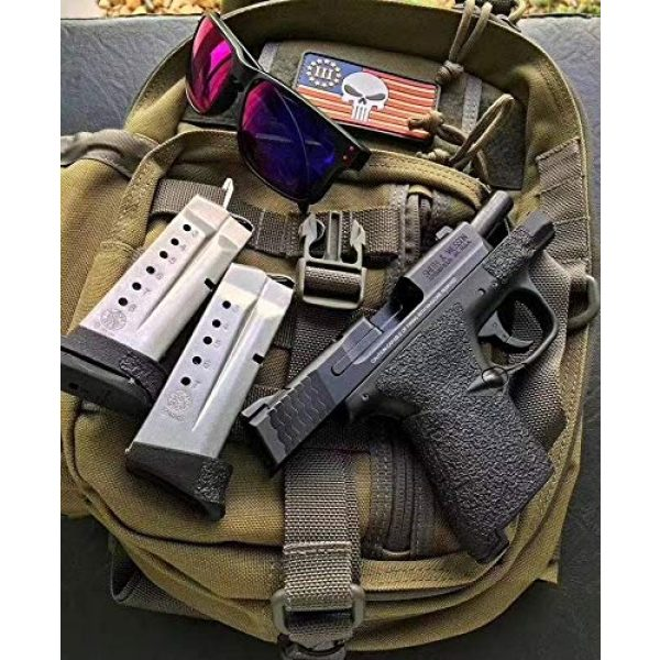 Magforce International Tactical Backpack 5 Magforce Shoulder Tactical Men Sling Pack EDC Quiver Jr. 0434KF