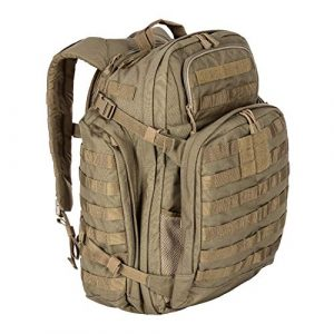 5.11 Tactical Backpack 1 5.11 Tactical RUSH72 Military Backpack, Molle Bag Rucksack Pack, 55 Liter Large, Style 58602