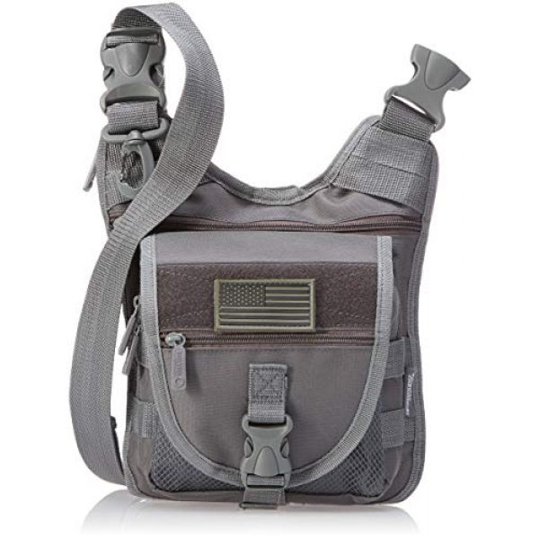 East West U.S.A. Tactical Backpack 1 East West U.S.A. Travel Sport RT533 Utility Double Pistol Bag