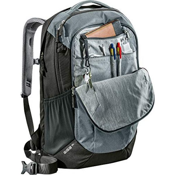 Deuter Tactical Backpack 3 Deuter Women's Casual Daypack, blue, L