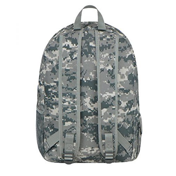East West U.S.A Tactical Backpack 3 East West U.S.A BC104 Digital Camouflage Military Sports Backpack