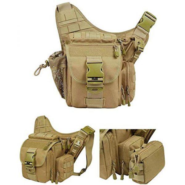 STARTAIKE Tactical Backpack 3 STARTAIKE Tactical Camera Messenger Bag Fishing Camping Hiking Cycle