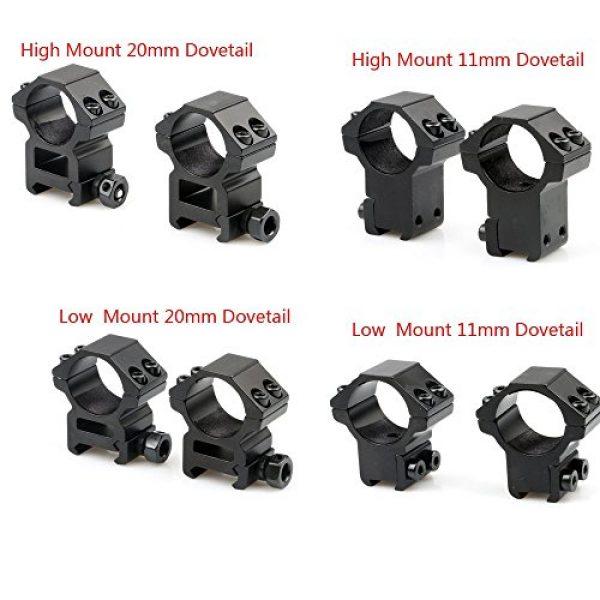 RETICLE Rifle Scope 7 RETICLE 4-16x50AOGL Riflescope