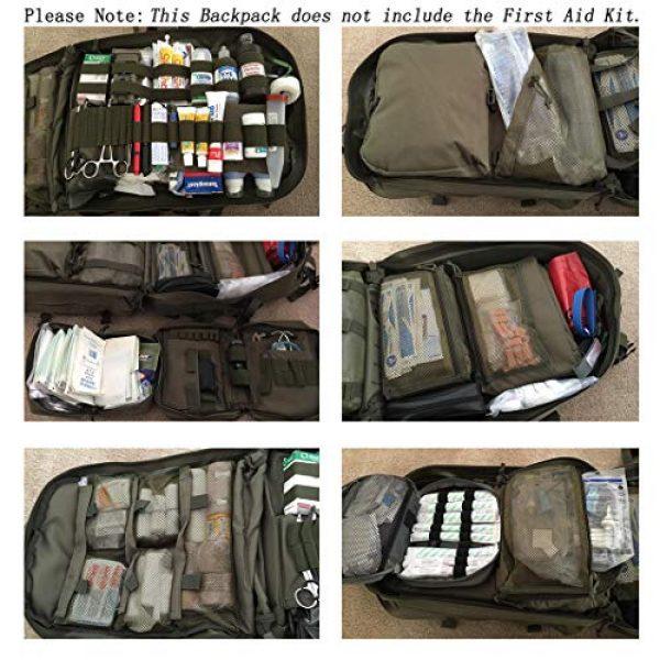 J.CARP Tactical Backpack 6 J.CARP Tactical Medical Backpack, Jumpable Field Med Pack