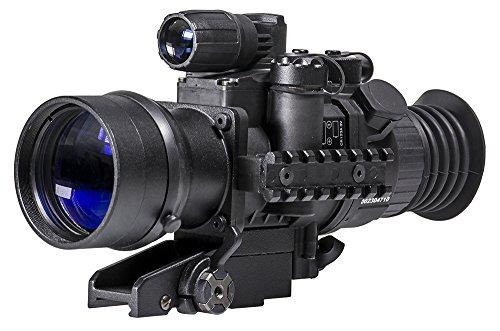 Pulsar Rifle Scope 5 Pulsar Phantom Gen 3 Select 3x50 Night Vision Riflescope with Quick Detach Mount
