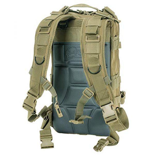 VooDoo Tactical Tactical Backpack 3 VooDoo Tactical Level III MOLLE Compatible Assault Pack