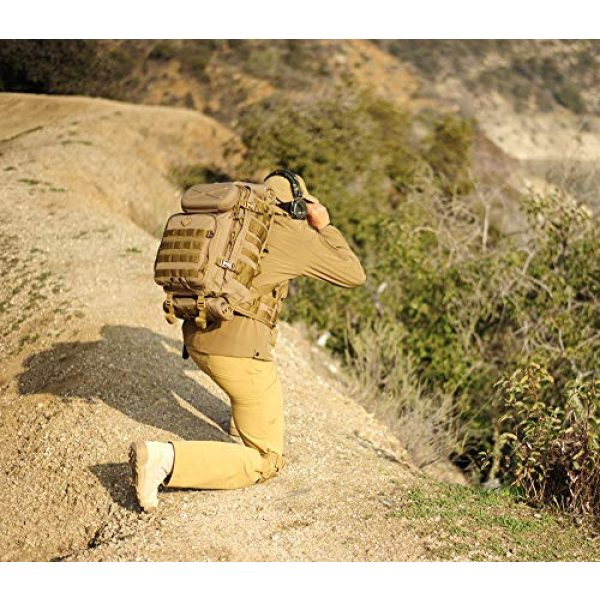 HAZARD 4 Tactical Backpack 5 HAZARD 4 Overwatch(R) Rifle Carry Roll-Pack