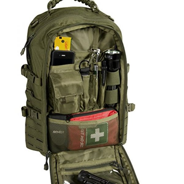 Direct Action Tactical Backpack 3 Direct Action Dust Tactical Backpack 20 Liter Capacity