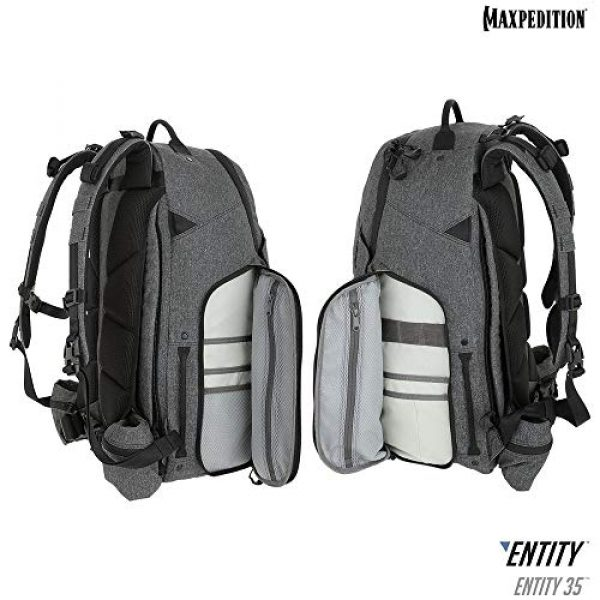 Maxpedition Tactical Backpack 4 Maxpedition Entity 35 CCW-Enabled Internal Frame Backpack 35L