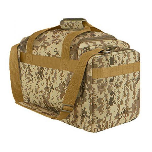 East West U.S.A Tactical Backpack 4 East West U.S.A Tactical Multi Pockets Heavy Duty Duffel Bag