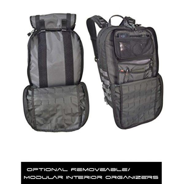 Venture Luggage Tactical Backpack 4 Venture Luggage Digitech 20 Modular Laptop Backpack