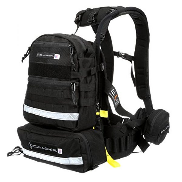 COAXSHER Tactical Backpack 1 COAXSHER SR-1 Recon Search and Rescue Pack