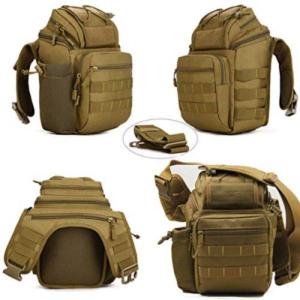 VISDOLL Tactical Backpack 7 VISDOLL DSLR Camera Bag Tactical shoulder Bag Outdoor Military Backpack