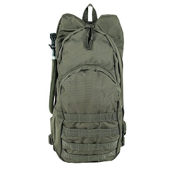 VooDoo Tactical Tactical Backpack 1 VooDoo Tactical Men's MSP-3 Expandable Hydration Pack with Universal Straps