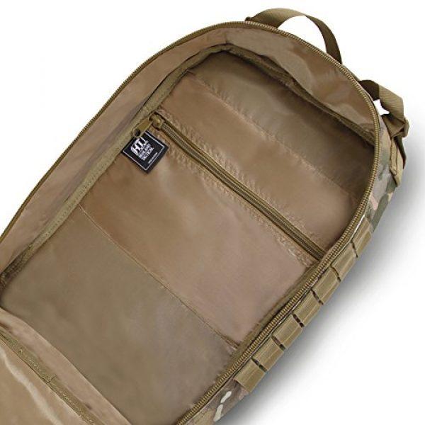 HIGHLAND TACTICAL Tactical Backpack 4 Highland Tactical Men's Vantage Tactical Backpack