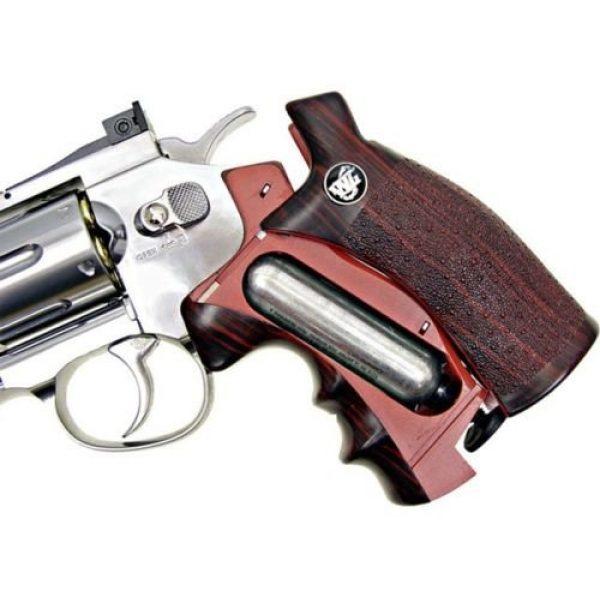 WG Airsoft Pistol 5 WG co2 powered air soft gun full metal revolver airsoft pistol gun 380 fps new(Airsoft Gun)