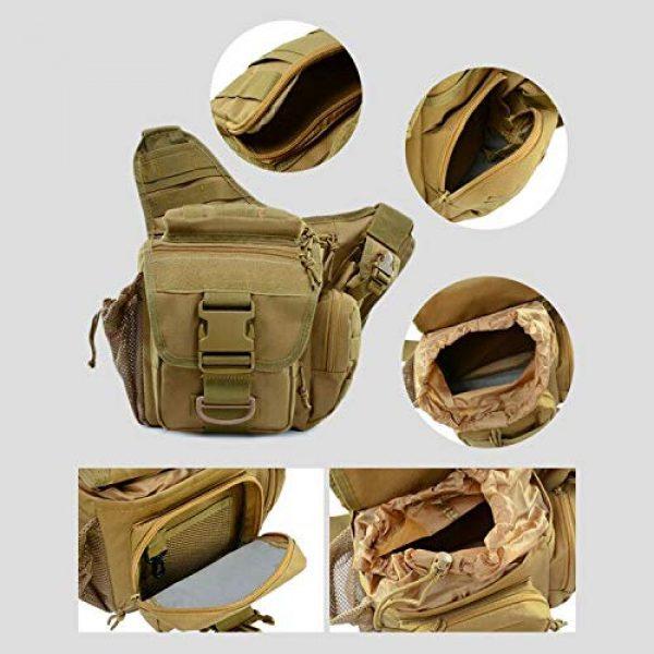 STARTAIKE Tactical Backpack 5 STARTAIKE Tactical Camera Messenger Bag Fishing Camping Hiking Cycle