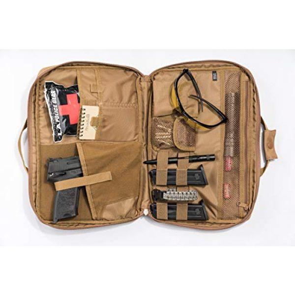 LA Police Gear Tactical Backpack 4 LA Police Gear Tactical Nylon Soft Pistol/Electronic Gear Case