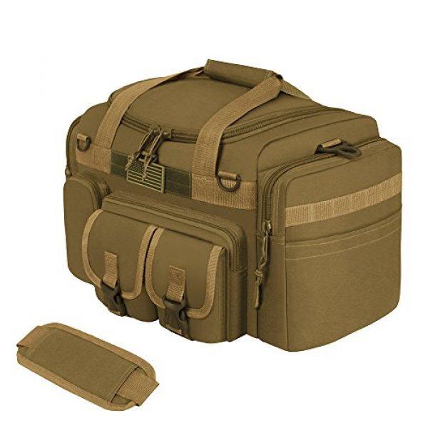 "East West U.S.A Tactical Backpack 2 East West U.S.A Tactical Outdoor Multi Pockets Heavy Duty 18"" Duffel Bag"