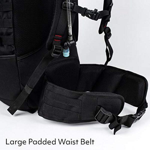 3V Gear Tactical Backpack 6 3V Gear Sovereign Redline Internal Frame Backpack - 50 Liter