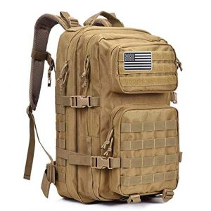 G4Free Tactical Backpack 1 G4Free Military Tactical Backpack 3 Day Assault Pack Molle Bug Out Bag 40L Rucksack