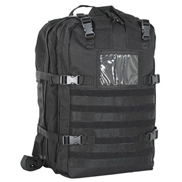 VooDoo Tactical Tactical Backpack 1 VooDoo Tactical New Jumpable Medical Backpack, Field Med Pack