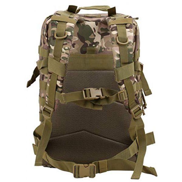 Luckin Packin Tactical Backpack 5 Luckin Packin Tactical Backpack,Military Backpack,Molle Bag Rucksack Pack,45 Liter Large