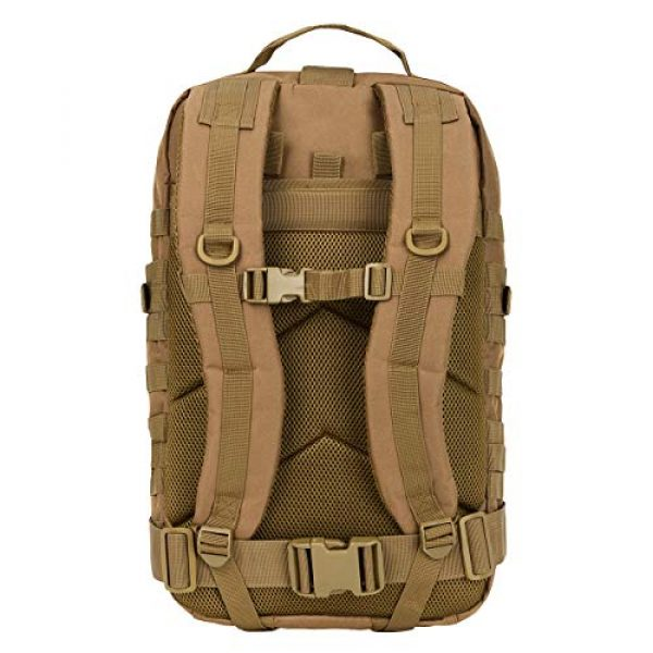 Orca Tactical Tactical Backpack 2 Orca Tactical Backpack 40L Large Military 1 to 3 Day Molle Assault Pack Rucksack Army Bag