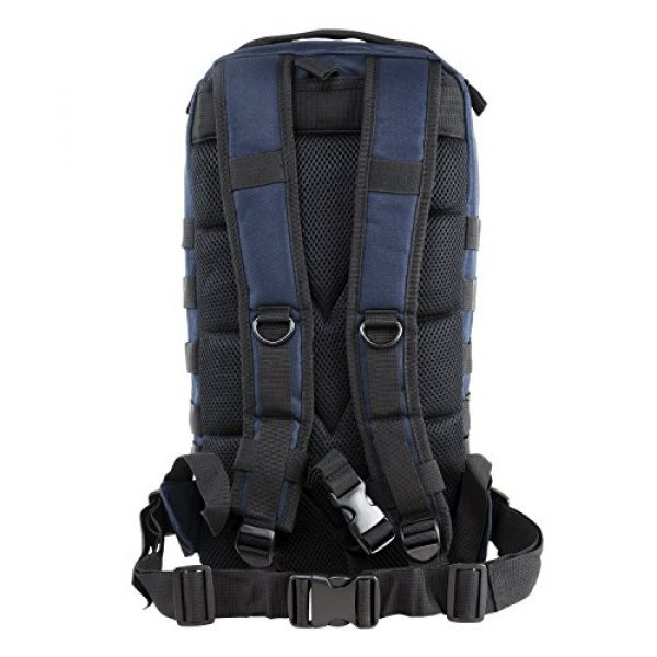 NcSTAR Tactical Backpack 3 NcSTAR VISM Small Backpack with Trim