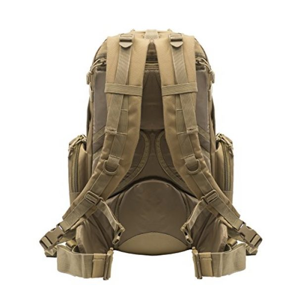World Famous Sports Tactical Backpack 4 World Famous Sports Large 3 Day Tactical Backpack