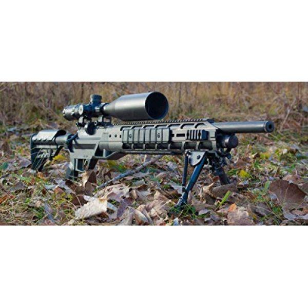 Benjamin Air Rifle 4 Benjamin Armada BTAP17SX PCP-Powered Multi-Shot Bolt Action