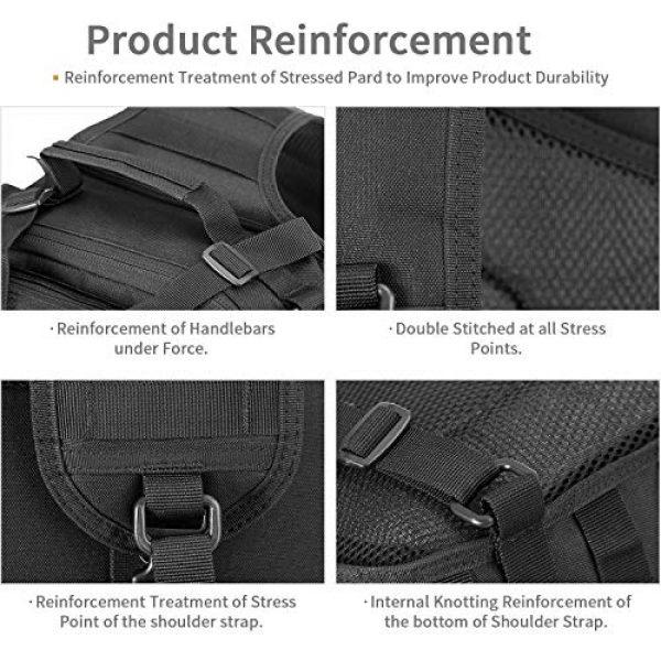 GZ XINXING Tactical Backpack 7 GZ XINXING Tactical Sling Military Shoulder Backpack EDC Assault Range Bags