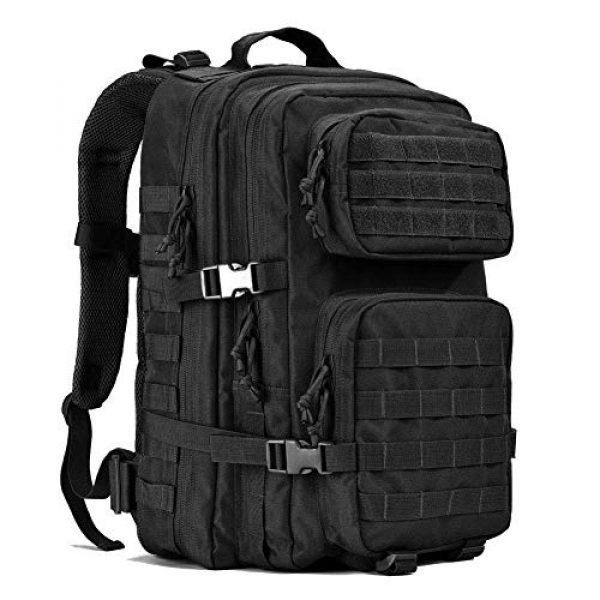 Tactical Pro Supply Tactical Backpack 1 Tactical Pro Supply Kevlar Ranger Back Pack (Black)