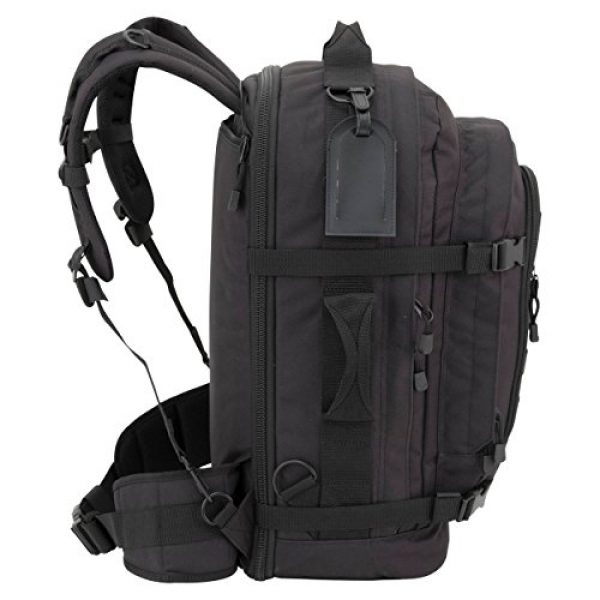 Mercury Tactical Gear Tactical Backpack 3 Mercury Tactical Gear Blaze Bugout Bag with Hydration Pack