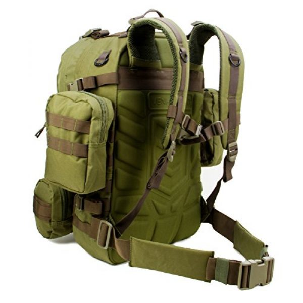 3V Gear Tactical Backpack 3 3V Gear Paratus 3-Day Operator's Tactical Backpack