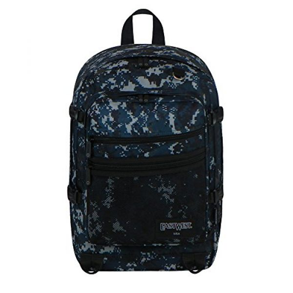 East West U.S.A Tactical Backpack 1 East West U.S.A BC109 Digital Camouflage Military Classic Backpack