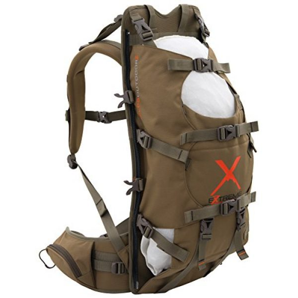 ALPS OutdoorZ Tactical Backpack 4 ALPS OutdoorZ Extreme Commander X + Pack