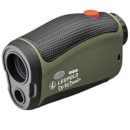 Leupold Rifle Scope 1 Leupold RX-FullDraw 3 Laser Rangefinder, Green, 6x (174557)