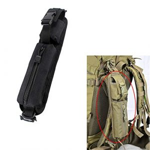 FIRECLUB Tactical Backpack 1 FIRECLUB Two Colors Tactical Molle Accessory Pouch Backpack Shoulder Strap Bag Hunting Tools Pouch