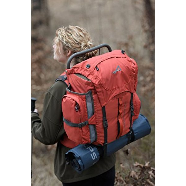 ALPS Mountaineering Tactical Backpack 6 ALPS Mountaineering Red Rock External Frame Pack, 34 Liters (3402229)
