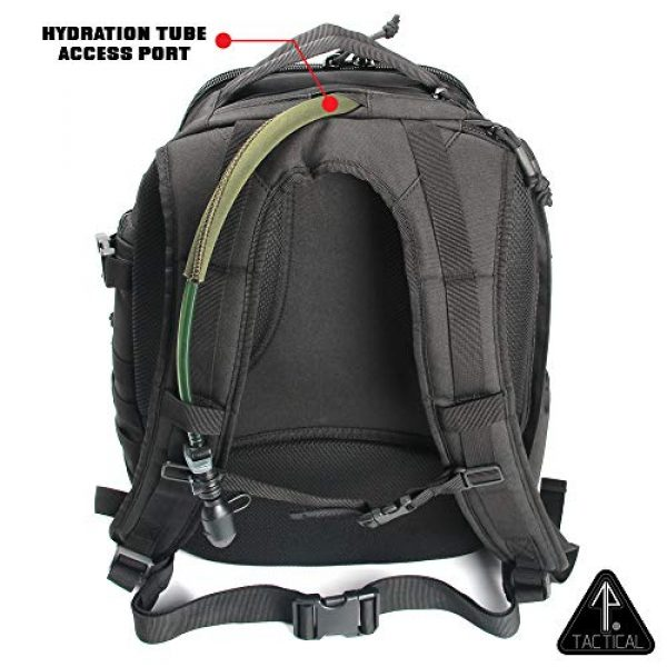14er Tactical Tactical Backpack 4 14er Tactical Backpack   35L Rucksack, 3-Day Bug Out Bag   YKK Zippers & MOLLE