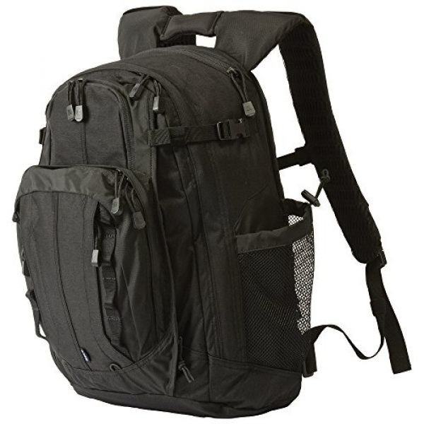 5.11 Tactical Backpack 2 5.11 COVRT18 Tactical Covert Military Backpack, Large Assault Rucksack Pack, Style 56961