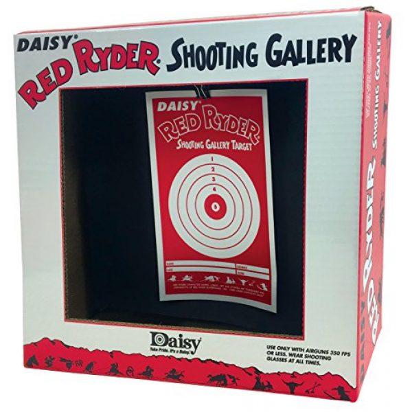 Daisy Air Gun Starter Kit 1 Daisy Red Ryder Gallery & Starter Kit, Multi, One Size (993166-404)