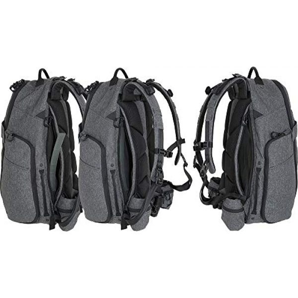 Maxpedition Tactical Backpack 6 Maxpedition Entity 35 CCW-Enabled Internal Frame Backpack 35L