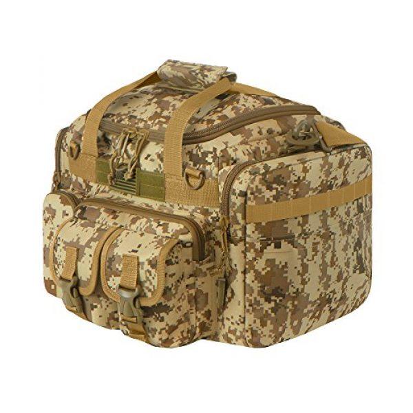 East West U.S.A Tactical Backpack 2 East West U.S.A Tactical Multi Pockets Heavy Duty Duffel Bag