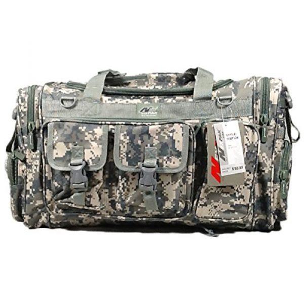 Nexpak Tactical Backpack 3 Nexpak Tactical Range Duffel and Backpack Convertible Molle Military Shoulder Strap