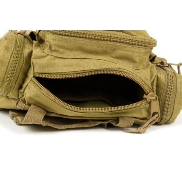 Red Rock Outdoor Gear Tactical Backpack 2 Red Rock Outdoor Gear Deployment Waist Bag, Coyote