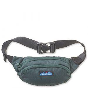 KAVU Tactical Backpack 1 KAVU Spectator Belt Bag Polyester Hip Fanny Pack