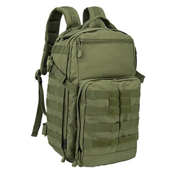OLEADER Tactical Backpack 1 OLEADER Tactical Backpack Military Army Backpack for Hunting/Hiking/Traveling/Outdoor Middle size 30L