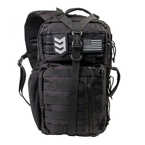 3V Gear Tactical Backpack 1 3V Gear Outlaw - Gear Slinger Shoulder Sling Pack